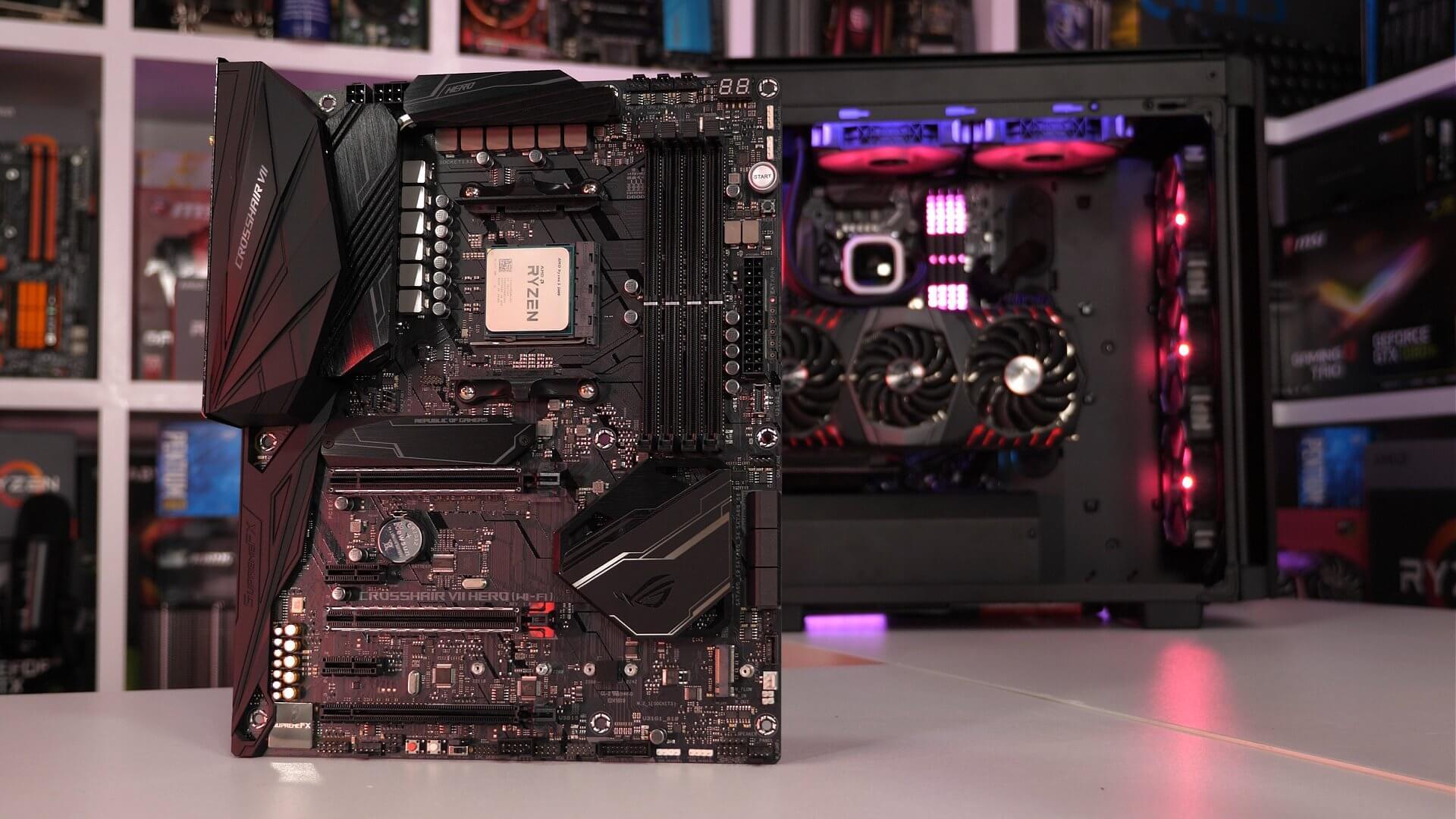 AMD Ryzen 5 2600 Обзор - WoWMooN RU