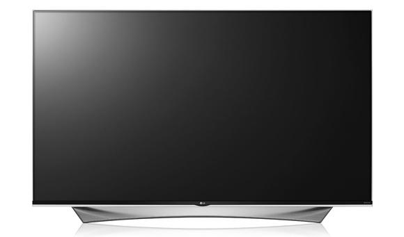 LG 65UF9500 4K LCD smart TV обзор