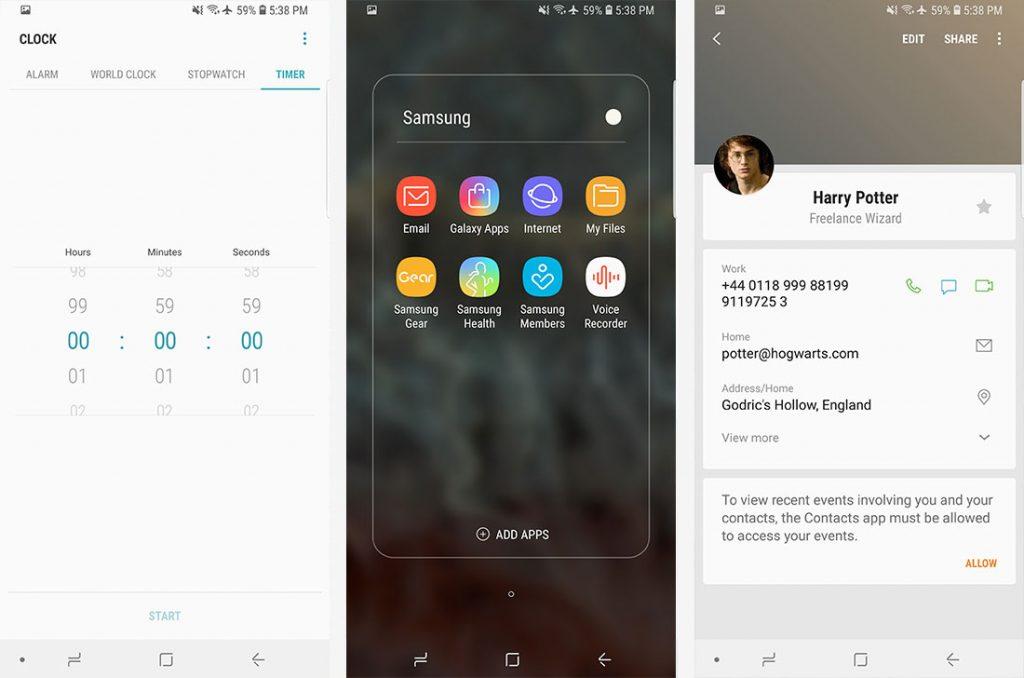 Samsung Galaxy S9+ Обзор