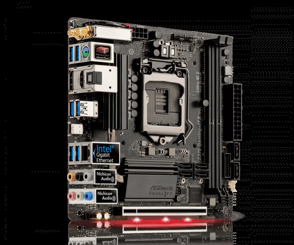 Топ 5 Intel Z370 Материнских плат