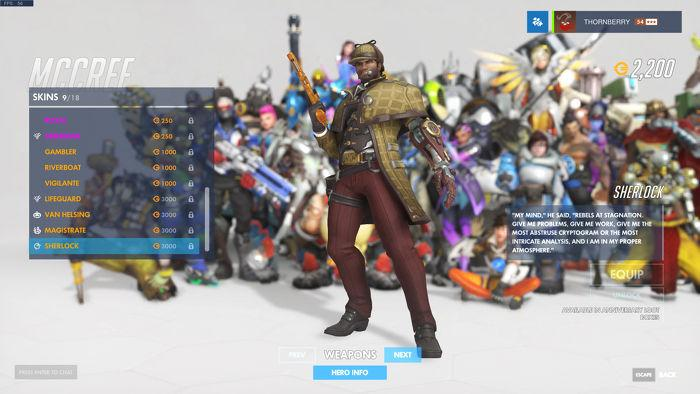 Overwatch: Годовщина Легендарные Скины