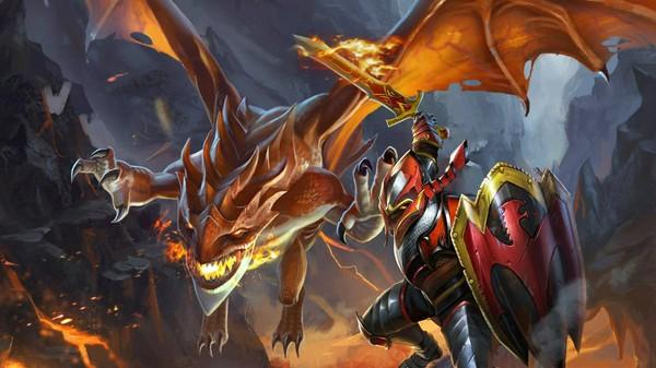 Гайд Dragon Knight Dota 2