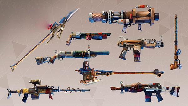 Fortnite: Battle Royale - Лучшая Добыча