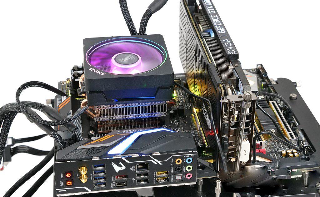 Gigabyte X470 Aorus Gaming 7 WiFi Обзор