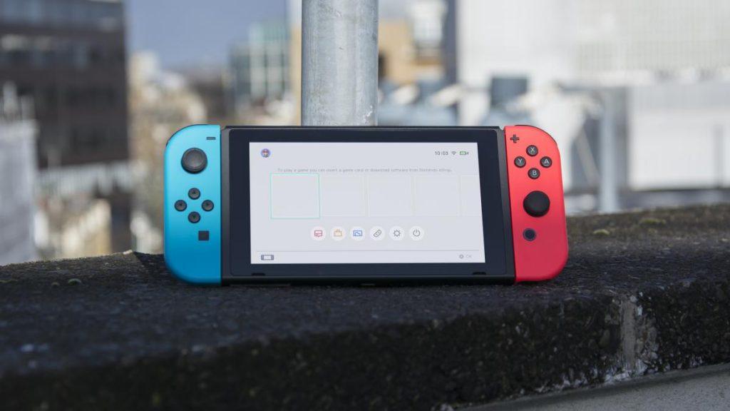 Nintendo Switch обзор 2018 года