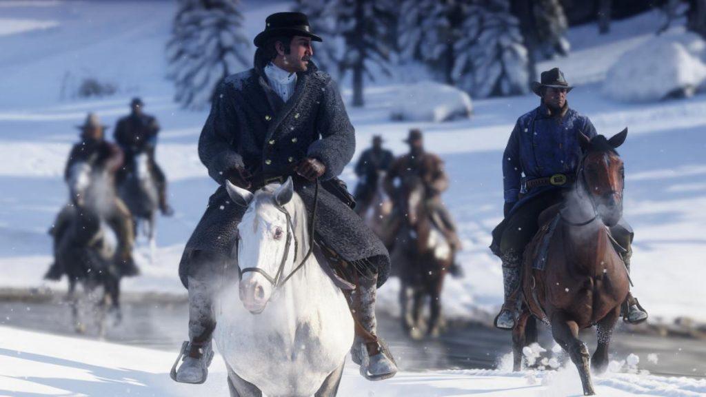 Red Dead Redemption 2: Дата выхода и трейлеры игры
