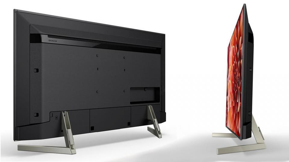 Sony KD-55XF9005 (XF90/X900F) Обзор