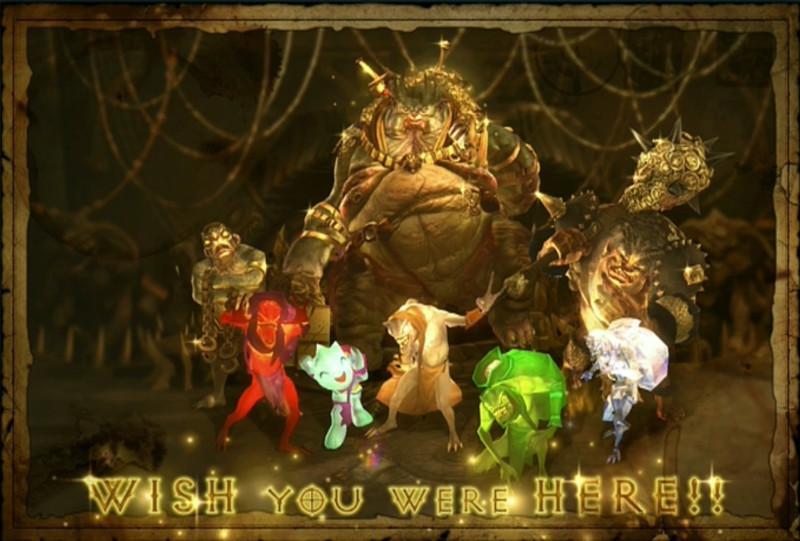 Diablo 3 фарм гоблинов