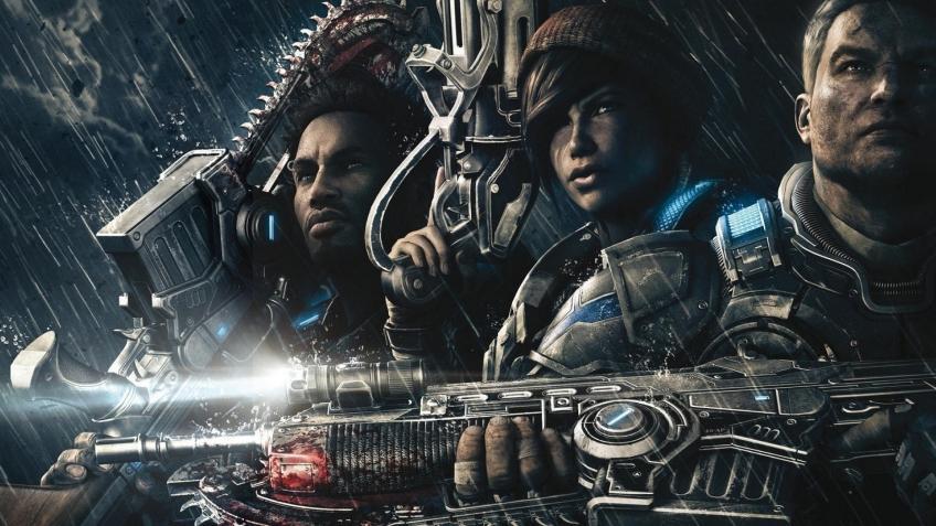 Gears of War 5: Новости и трейлеры игры