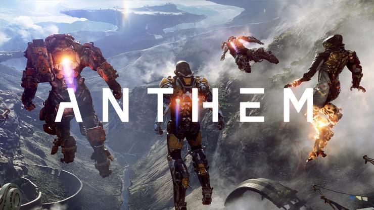 Anthem дата выхода и геймплей