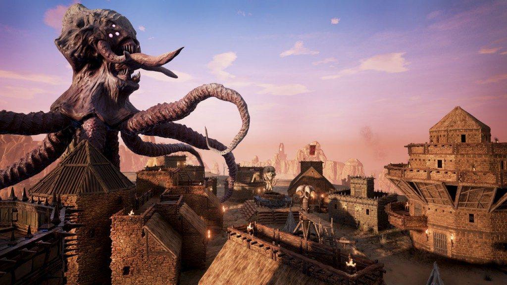 Conan Exiles Обзор