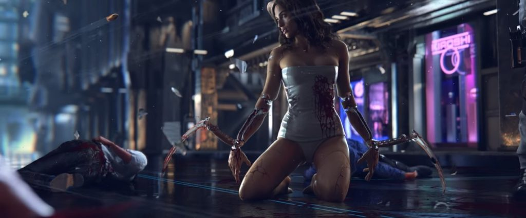 Cyberpunk 2077: Новая информация от E3