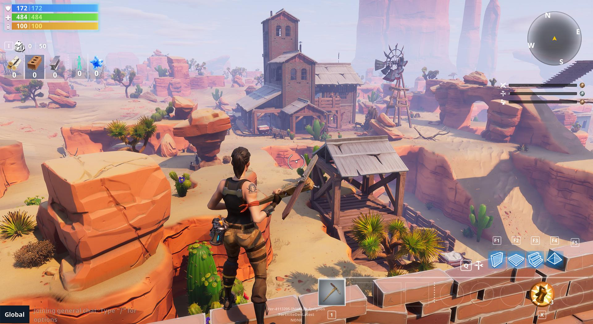 Fortnite: Новый режим Save The World