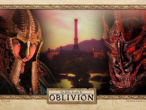 The elder scrolls Оblivion: Гайд для начинающих