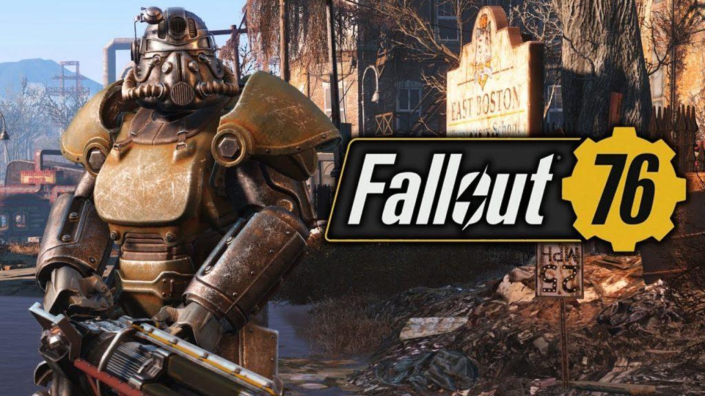 Особенности сетевого режима в Fallout 76