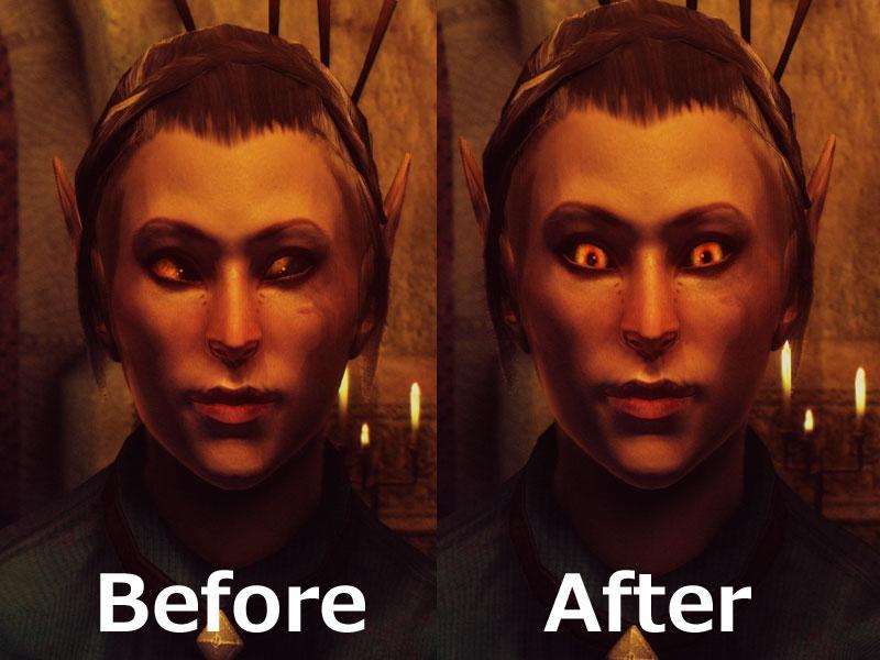 Oblivion Character Overhaul