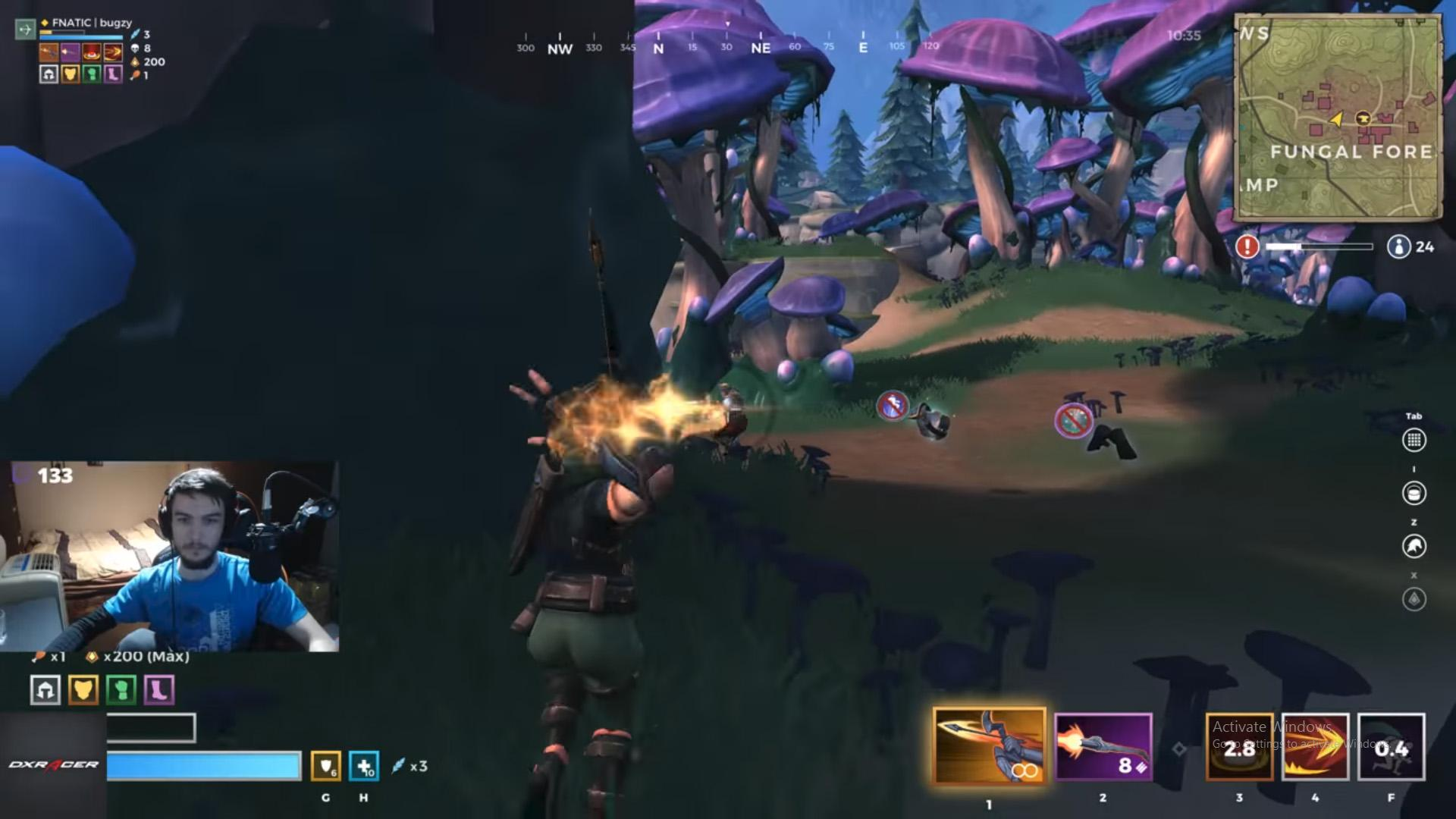 Realm Royale: гайд по игре в одиночку(Solo)