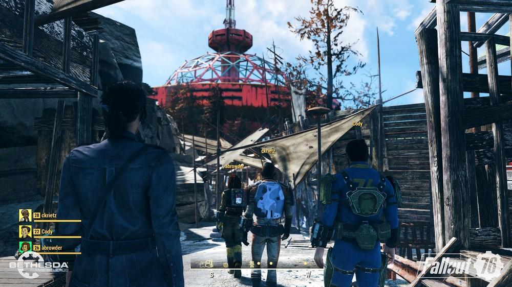 Fallout 76: Дата выхода и Геймплей