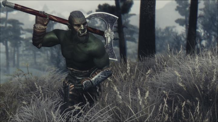 Immersive Weapons: Мод добавляет новые виды оружия