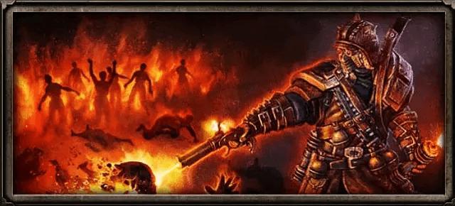 Grim Dawn: Классы