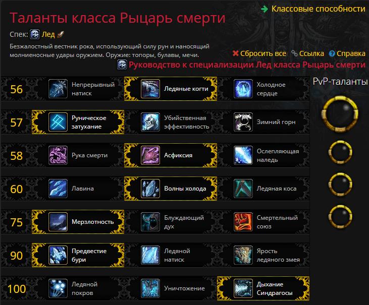 Фрост ДК PVE BFA
