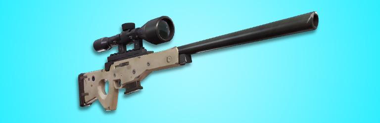 Fortnite: Гайд по снайперским винтовками