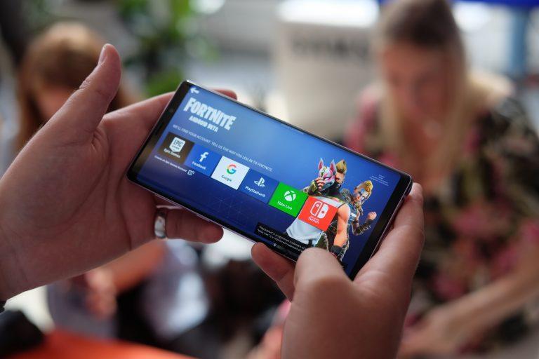 Samsung Galaxy Note 9 первый взгляд