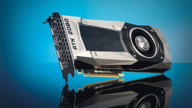 GeForce GTX 2080: Подробности о видеокарте
