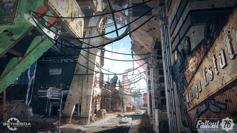 Fallout 76: Последние новости и трейлеры