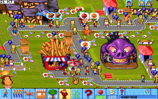 Theme Park: Коды и Читы
