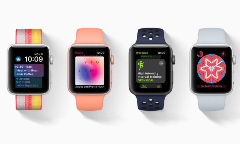 Apple Watch 4: Новости о новых Смарт-часах
