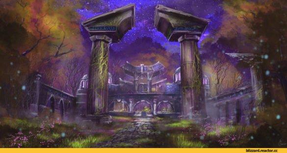 Blizzard-фэндомы-Warcraft-Art-Warcraft-4171088
