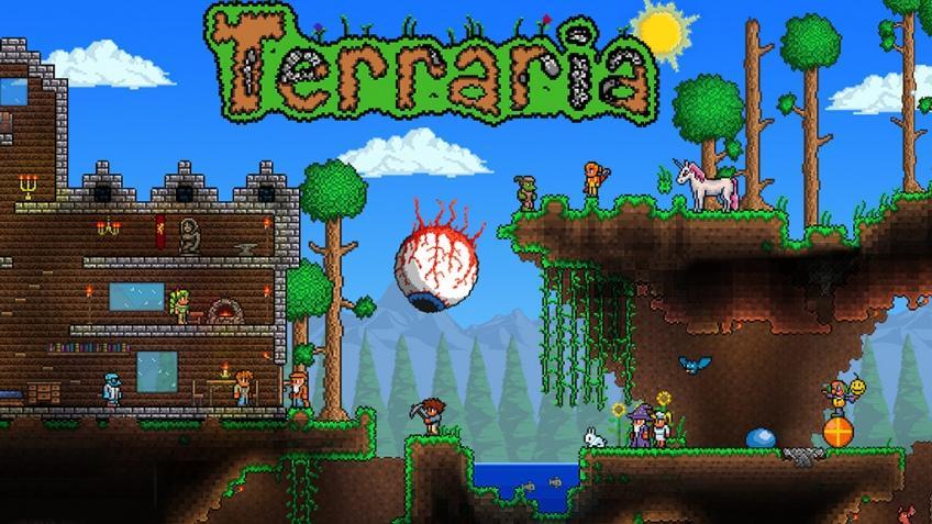 Terraria - Чит коды и советы