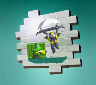 Пиксели royale