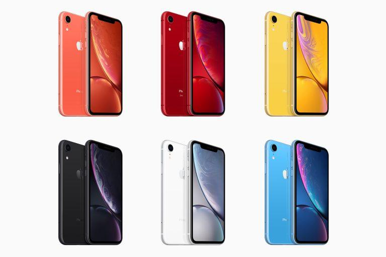 iPhone XR: Новый доступный iPhone от Apple