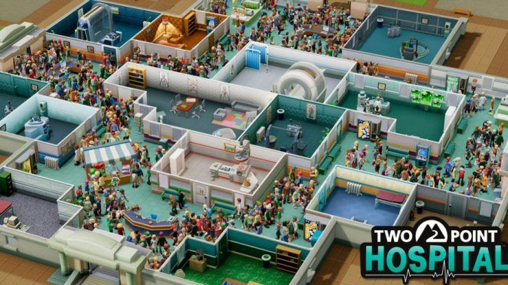 Two Point Hospital Обзор