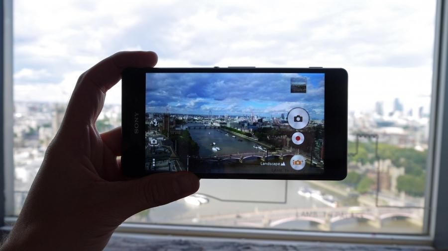 Sony Xperia XZ3 Обзор