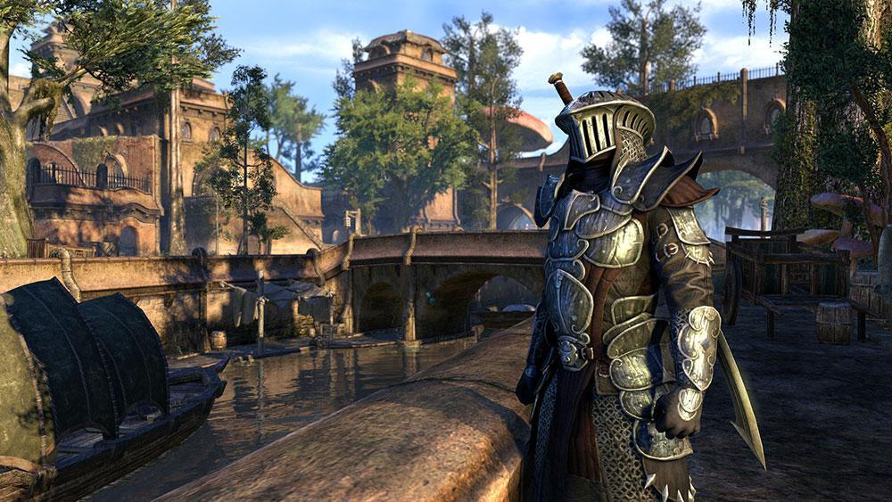 Как выбрать класс в Elder Scrolls Online?