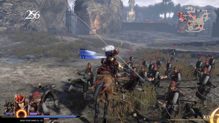 Warriors Orochi 4 Обзор
