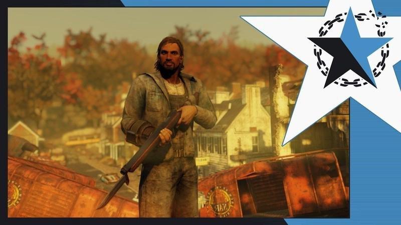 Свободные штаты фракция Fallout 76