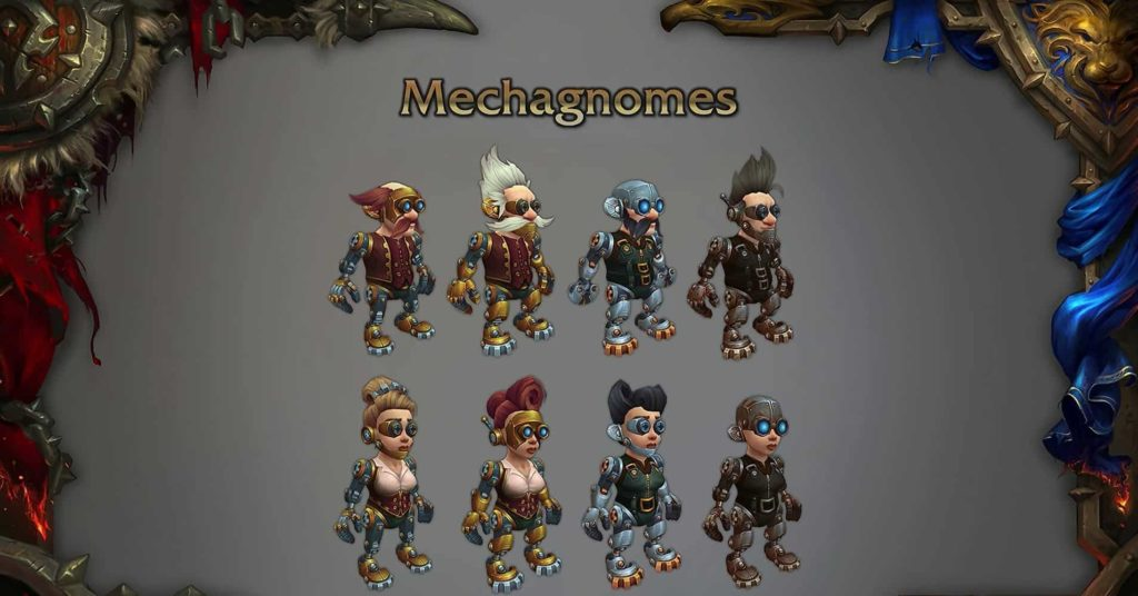 WoW-Patch-8.2-Mechagnome