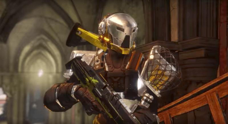 Как получить хитиновый порошок в Destiny 2 Рассвет