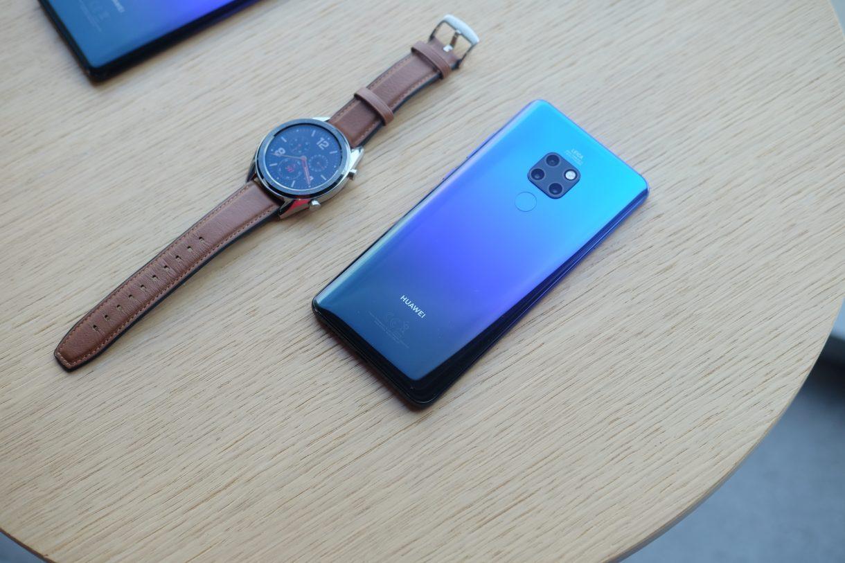 Huawei Mate 20 Обзор