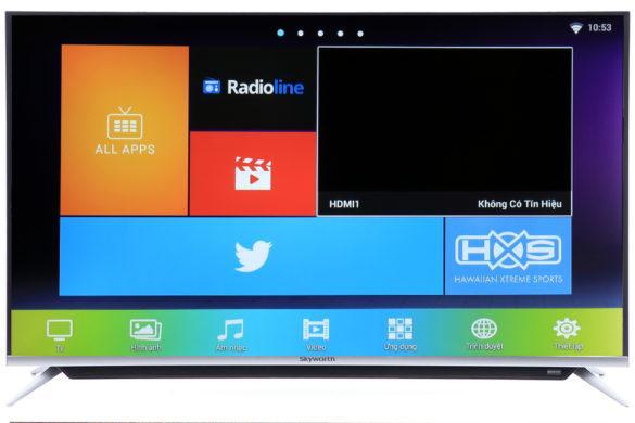 Skyworth G6 Android TV Обзор
