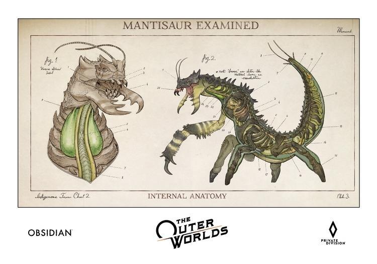 The Outer Worlds: Дата выхода и Гемплей