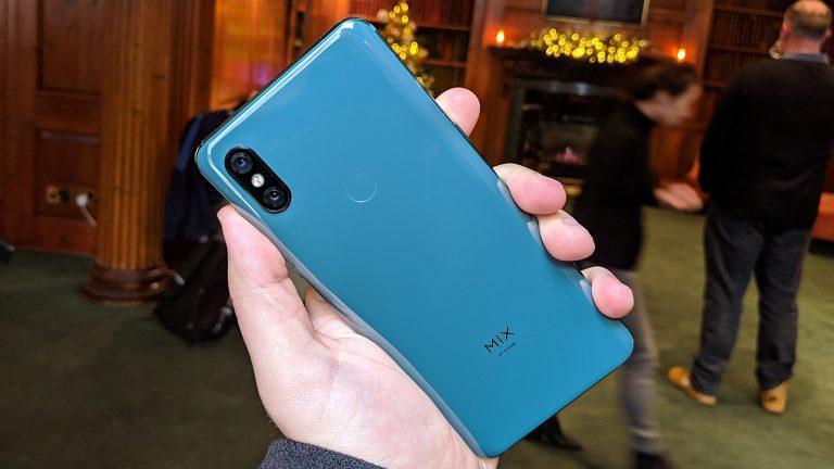 Xiaomi Mi Mix 3 Обзор
