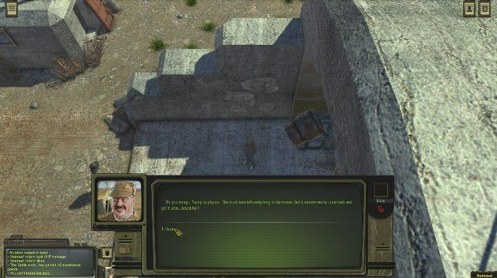 Разговор с бандитами