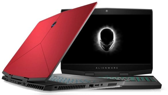 Alienware m15 Обзор