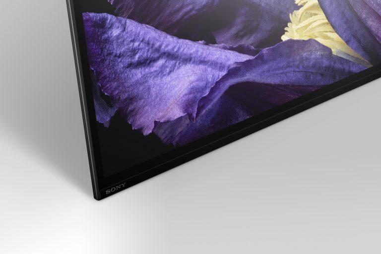 Дизайн телевизора Sony AF9 OLED
