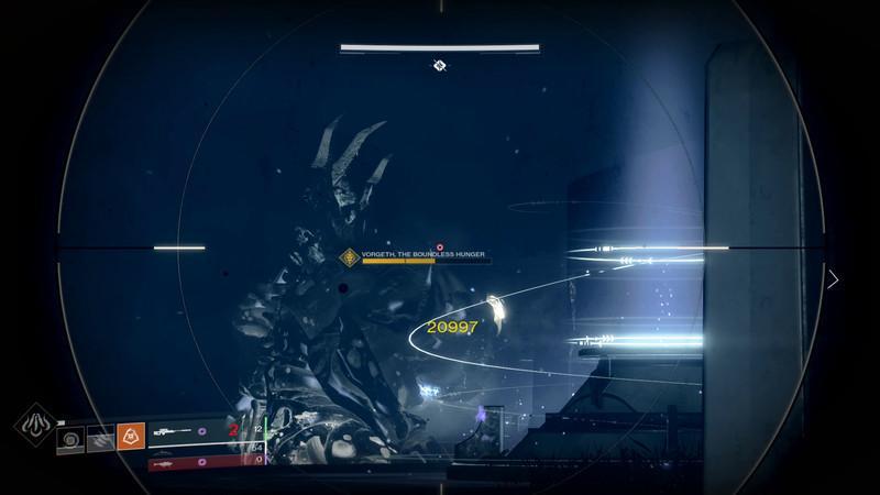 Воргет Destiny 2